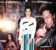 Shraddha Kapoor walks down memory lane…