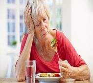 Ability to smell food through mouth may decline with age