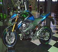 Kawasaki Z800 price cut of min INR 1 lakh in the offing