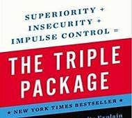 Is 'Triple package' related to success prediction?