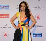 The ever so graceful: Aishwarya Rai Bachchan