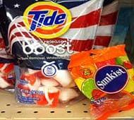 Liquid laundry detergent packets dangerous to kids