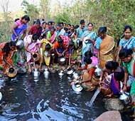 VVIP water wastage: BJP activist targets party ministers