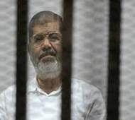 Egypt court postpones Morsi espionage verdict