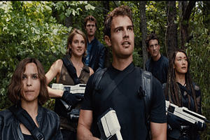 Movie Review: The Divergent Series – Allegiant – Salutary Parable