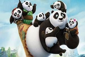 'Kung Fu Panda 3' mints Rs.32 crore in India