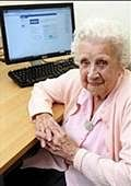Facebook a popular friend among the elderly too