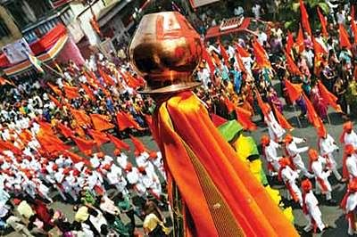 Gudi Padwa 2021: COVID-19 casts shadow over celebrations; processions, bike rallies, 'prabhat pheris' banned in Maharashtra