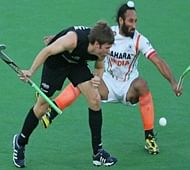 India edged 1-2 by New Zealand, drop to third spot in Azlan Shah Cup