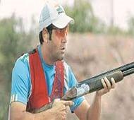 Mairaj takes silver at shooting World Cup