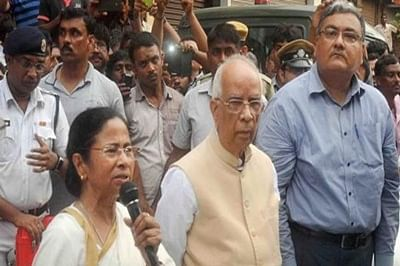 Mamata as Rly minister knew about blacklisting of IVRCL: BJP