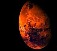 Comets, asteroids made Mars habitable