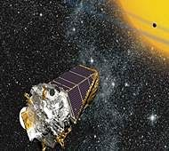 NASA's planet-hunting Kepler probe recovered from emergency
