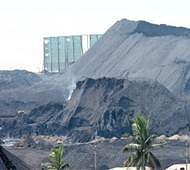 Novel way to make electronics out of coal