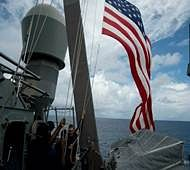 China voices opposition to US-Philippines joint patrols in SCS
