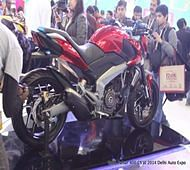 Bajaj Pulsar CS 400 to be launched by June 2016