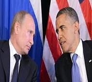 Obama calls Putin expresses concern over Syrian situation