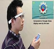 New app magnifies smartphone screen for visually impaired