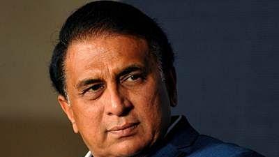 Former Indian cricketer Sunil Gavaskar