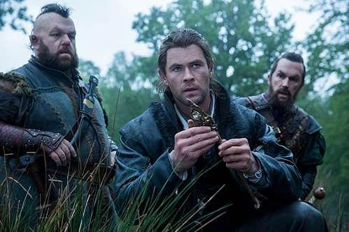 Movie Review: The Huntsman Winters war – Enjoyable action adventure