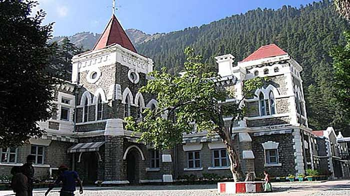 Prez Rule is subject to 'Judicial Review' in U'khand