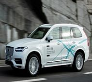Volvo to Conduct Autonomous Driving Test in China