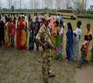 81.25 percent polling in phase four of Bengal assembly elections