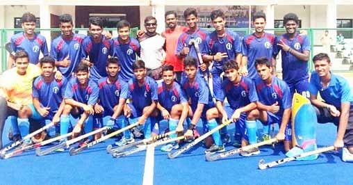 Mumbai lads emerge champions