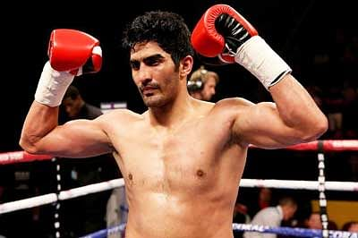 Vijender will be world champ if remains focussed: coach Lee