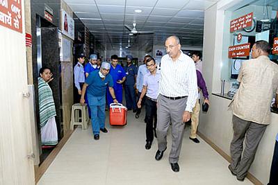 Gujarat donor's heart saves a Mumbaikar