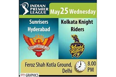 IPL 2016 Elimination round: Knights fight with Sunrisers today