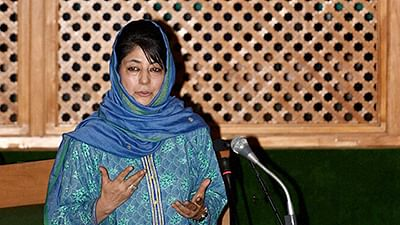 Jammu and Kashmir: Mehbooba Mufti questions alleged 'house arrest' of leaders, says their voices are being muzzled