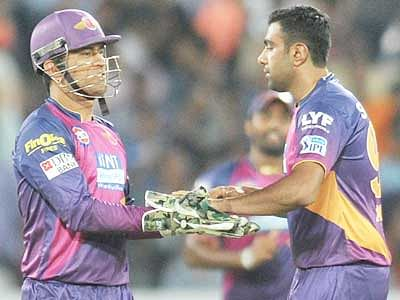 'Don't think Dhoni has losen faith in Ashwin'