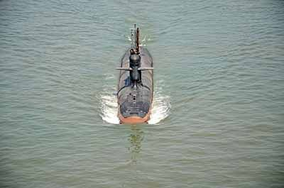 India's Kalvari stealth sub begins sea trials