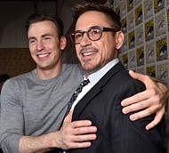 Evans, Downey Jr helped Holland in justifying Spiderman