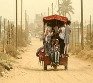 Climate change to drive exodus from Middle East and North Africa