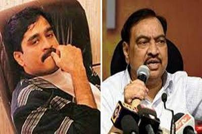Dawood Call Row: CBI probe into Khadse link, PIL allowed