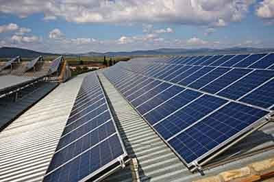How will India fund its solar power plans?