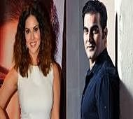 What's cooking between Sunny Leone, Arbaaz Khan?