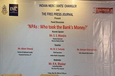 The quagmire of Banking NPAs