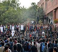 'Anti-national' slogan raising man still active on JNU campus: Saurabh Sharma