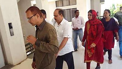 KBC Group scam accused,  wife held at Mumbai airport