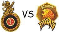 IPL Qualifier: Resurgent RCB play steady Gujarat in quest for final berth