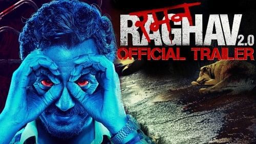 Raman Raghav 2.0 – Official Trailer 2016 – Obsession of a Serial Killer