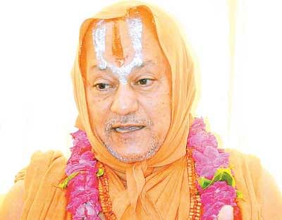 CM failed to follow Rajdharma: Ramnareshacharya
