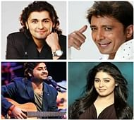 Touched by Sarbjit's story, Sonu Nigam, Sunidhi Chauhan, Sukhwinder Singh And Arijit sing for free