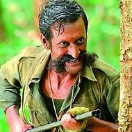 'Veerappan' opens to poor start, mints Rs 1.77 cr on day 1