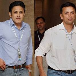 Anil Kumble, Rahul Dravid put forward concerns ahead of Ind-Aus Test series