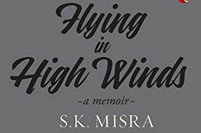 Flying in high winds