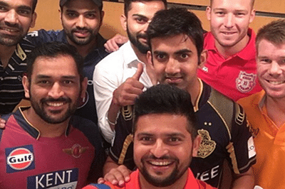 IPL 2016: Photos beyond the boundary